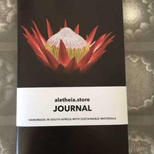 King Protea journal