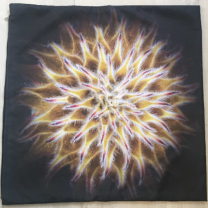 Delicate Bud Cushion Cover