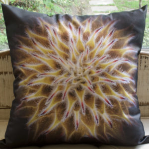 Delicate Bud Cushion