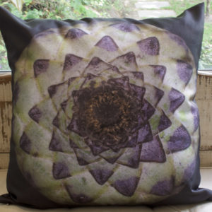 Expanding Star Cushion